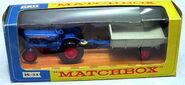 Fordson Tractor & Whitlock Trailer (K-11)