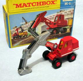 Hydraulic Excavator (1970 K-1)