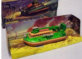 Hover Raider (1975-78 Metallic Green)