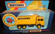 Tipper Truck IVECO (K-139 in Box)