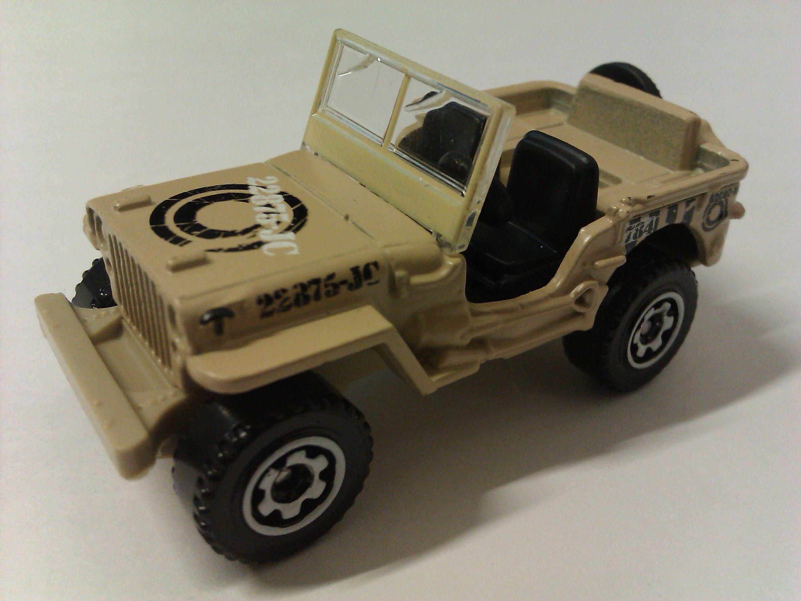 Jeep Willys Matchbox Cars Wiki