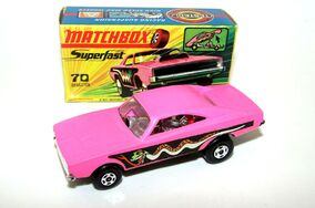 Dodge Dragster (1972-76 Box A)
