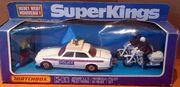 Jaguar XJ12 Police Car (K-66 in box).