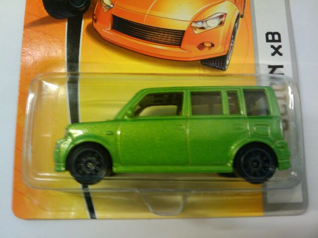 Merveilleux File:Scion Xb Green