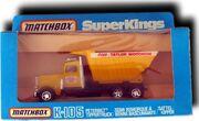 Peterbilt Tipper Truck (K-105 In Box)