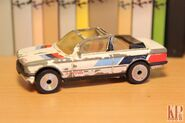 BMW 3 1981 323i Cabriolet Matchbox 1 01