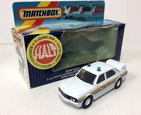 BMW Police Car (1988-91 K-142 Police)