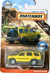 Nissan Xterra (2019 Moving Parts Yellow Card)
