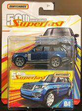 18 Range Rover LWB (2019 50TH Anniversary Superfast)