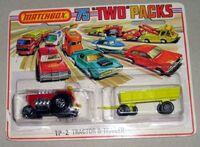 Mod Tractor + Hay Trailer (TP-2)