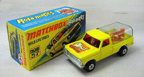Wildlife Truck (1973 Box A)