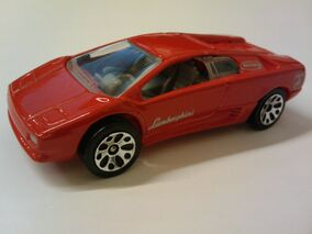 50th Lamborghini Diablo