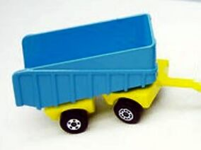 Articulated Truck Trailer (1980 TP-16)
