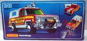Plymouth Emergency Rescue (K-65 Rear side Box).