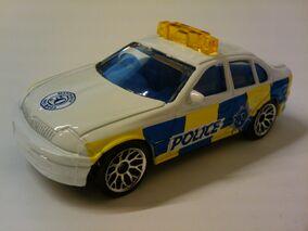 50th Ford Falcon Police