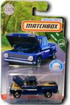 Chevy C10 Pick Up Truck (2019 Moving Parts Blue)