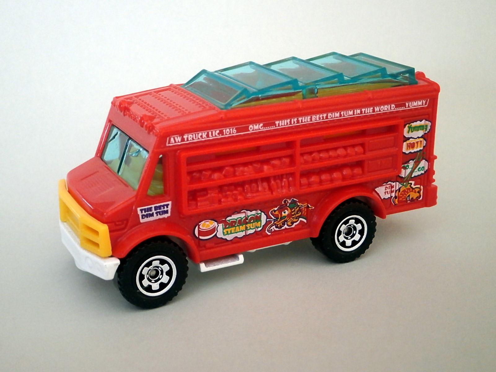 Matchbox Food Truck