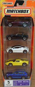5-Pack - (2006) - Showroom Cars