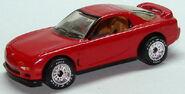 Mazda RX-7 WCred
