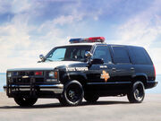Autowp.ru chevrolet tahoe police car 3