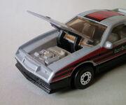 Dodge Daytona Turbo Z (Open Hood)