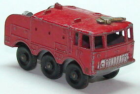 6463 Foamite Crash Tender