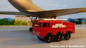 Complete Airport Crash Tender