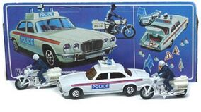Jaguar XJ12 Police Car (1979-82 K-66).