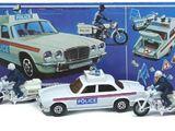 Jaguar XJ12 Police Set (K-66)
