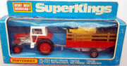 Massey Ferguson Tractor & Trailer (in Box)