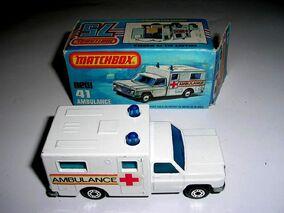 Ambulance (1977 Box)