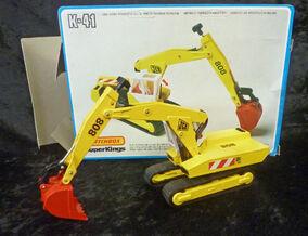 JCB Excavator (K-41 SK)