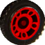Wheels Red
