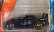 2017 Matchbox Dark Blue Dodge Viper GTS-R 27