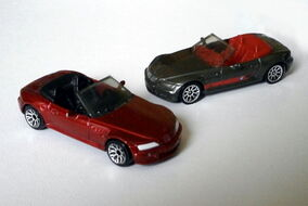 BMW Z3 (2002 and 2003