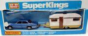 Caravan Touring Set (1978-80 Blue Jaguar in Box)