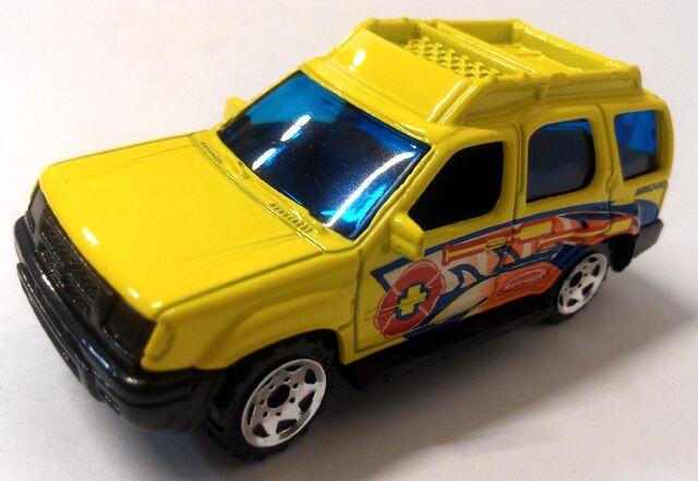 Image Hero City Nissan Xterra Jpg Matchbox Cars Wiki Fandom