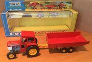 Massey Ferguson Tractor & Trailer (K-3 Box)