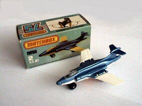 S-2 Jet (1981-82.