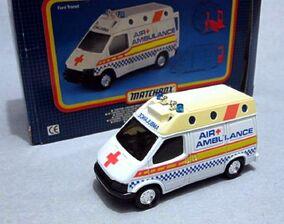 Ford Transit Ambulance (1990-91 K-169)