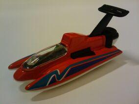 Wasser Profis Jet Boot