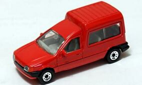 Ford Courier Combi