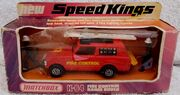Range Rover Fire Control (Speed Kings In box)