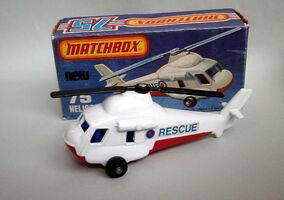 Seasprite Helicopter (1977-81)