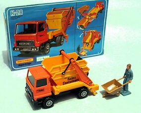 Skip Truck Bedford (K-28 Super Kings)
