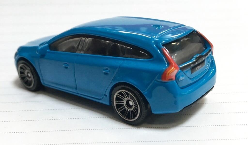Volvo V60 Wagon | Matchbox Cars Wiki | FANDOM powered by Wikia