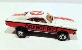 Orange Peel (1982-84 MB-74)