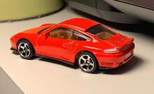 Porsche 17 back