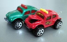 VW Beetle 4x4 (MB582 MB491)