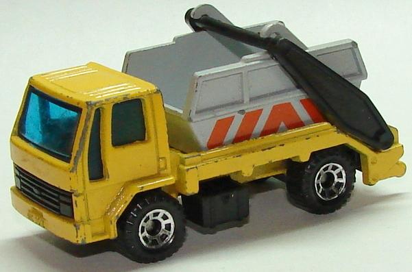 ford cargo skip truck matchbox cars wiki fandom powered  wikia